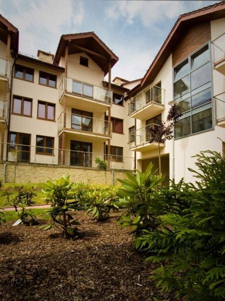 Apartamenty w Krynicy Realizacje w budynkach wielorodzinnych