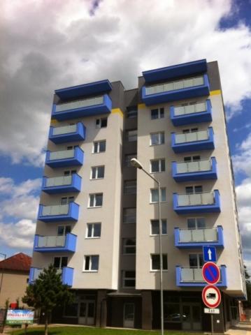 Apartamentowiec CORRIB TOWER Słowacja Realizacje w budynkach wielorodzinnych