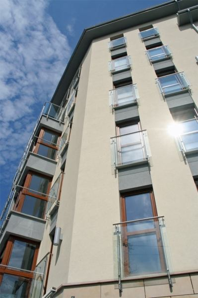 Vis a Vis Wawelu Realizacje w budynkach wielorodzinnych
